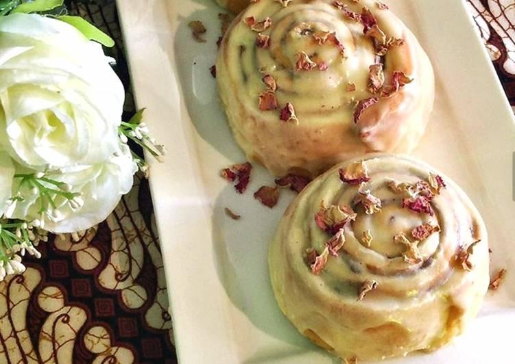 Recipe: Perfect Cinnamon Rolls