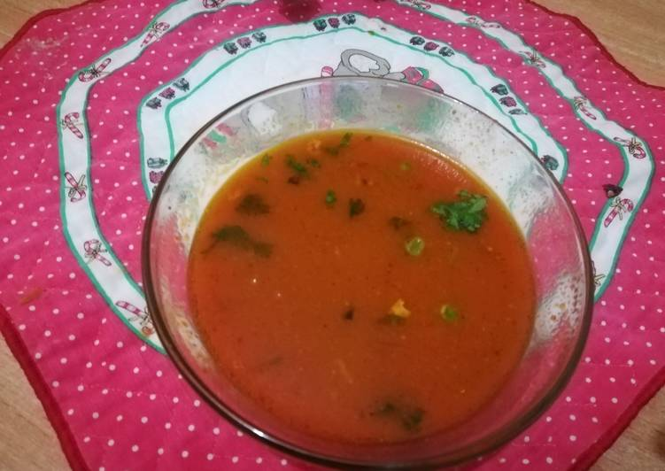 Your Overall Health Can Be Impacted By The Foods You Decide To Consume Chicken broth soup
