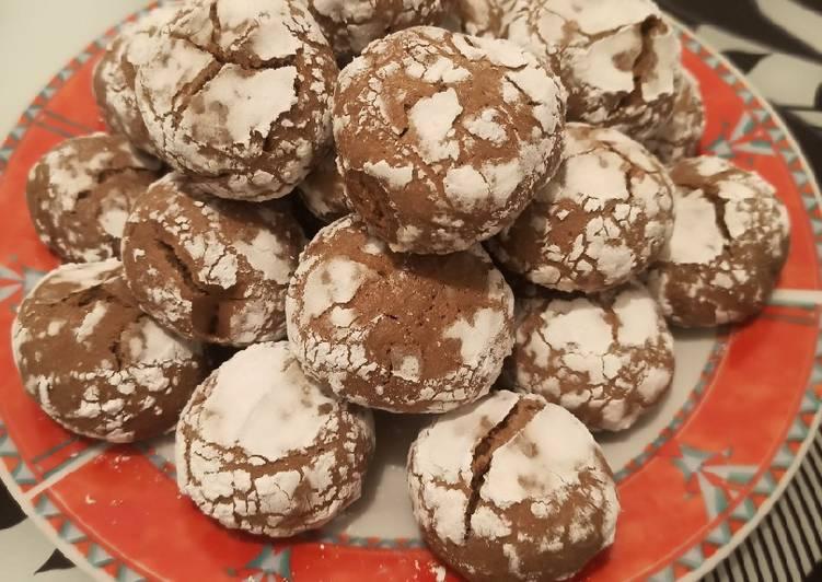 Comment faire Faire Parfait Gâteau crinkles aux chocolats
