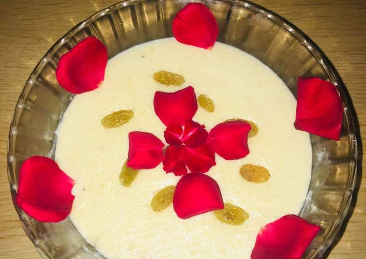 Foods That Make Your Mood Better Phirni