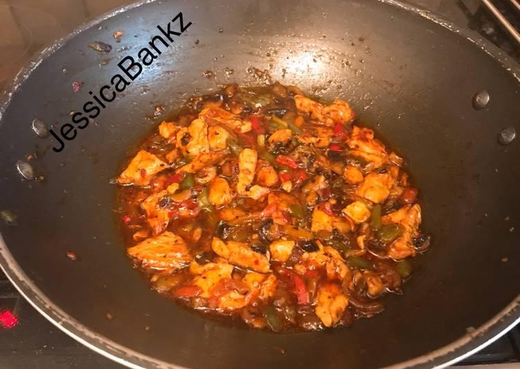 Sweet chilli&Garlic sauce