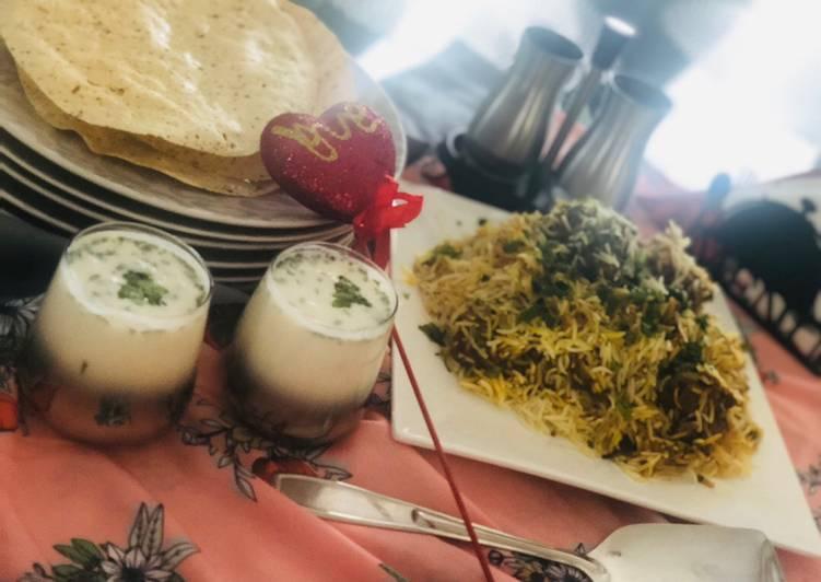 How to Prepare Favorite Mutton Pilaw Biryani