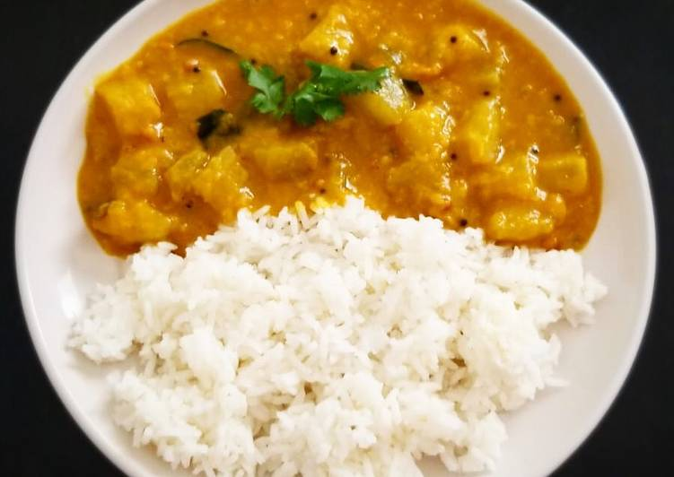 Easiest Way to Make Super Quick Homemade Cucumber Curry