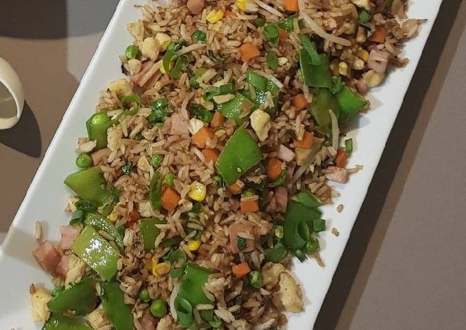 Special Fried Rice (Chinese)