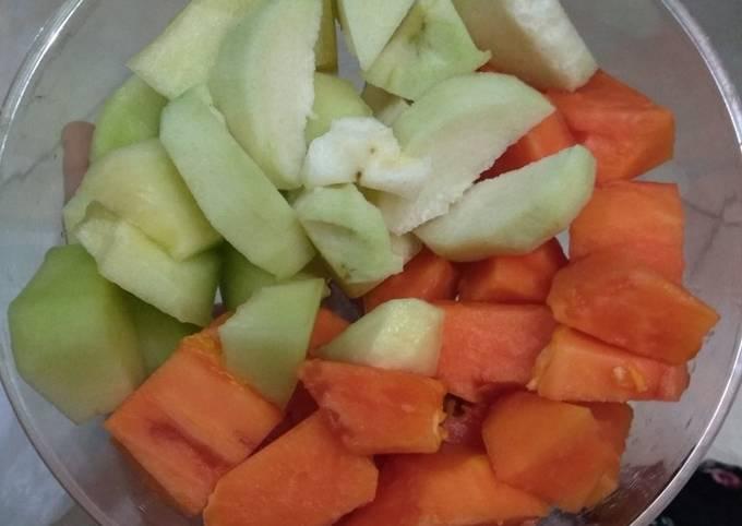 Diet gm day 1 (buka puasa)
