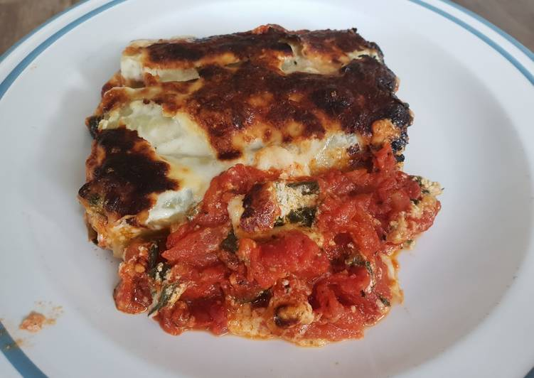 Steps to Make Ultimate Spinach and Ricotta Cannelloni