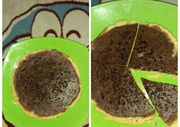 Resep Pie brownies(Teflon simple) Paling Enak