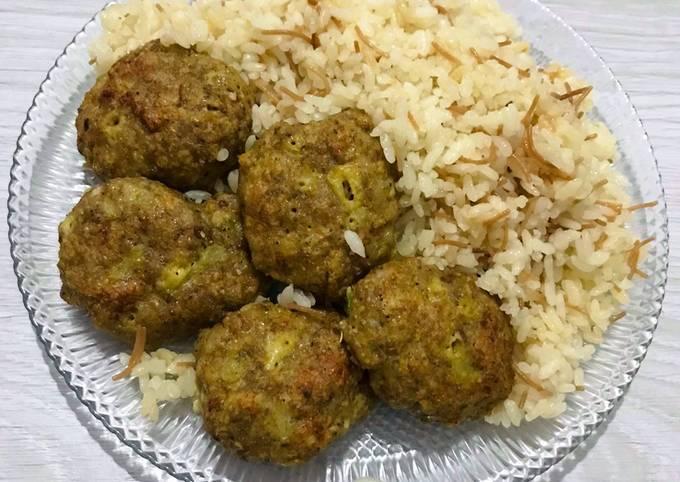 Chicken Meatballs recipe main photo