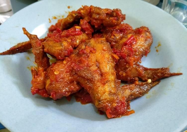 Ayam Sambal Balado