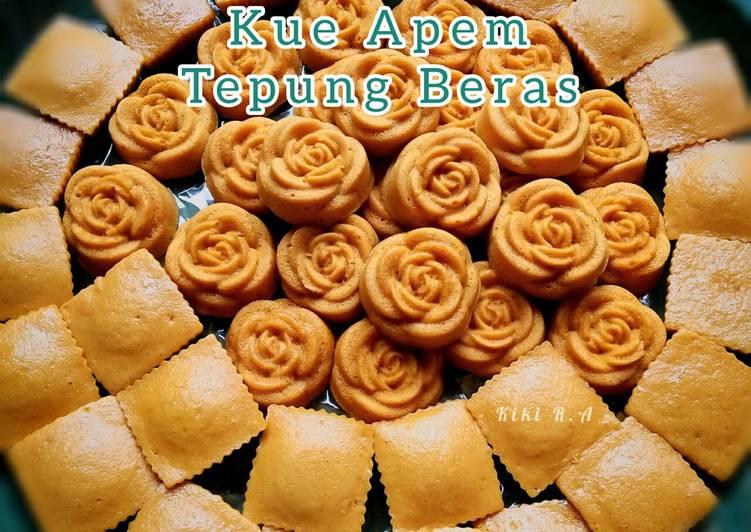 Kue Apem Tepung Beras a la Fridajoincoffee - ganmen-kokoku.com
