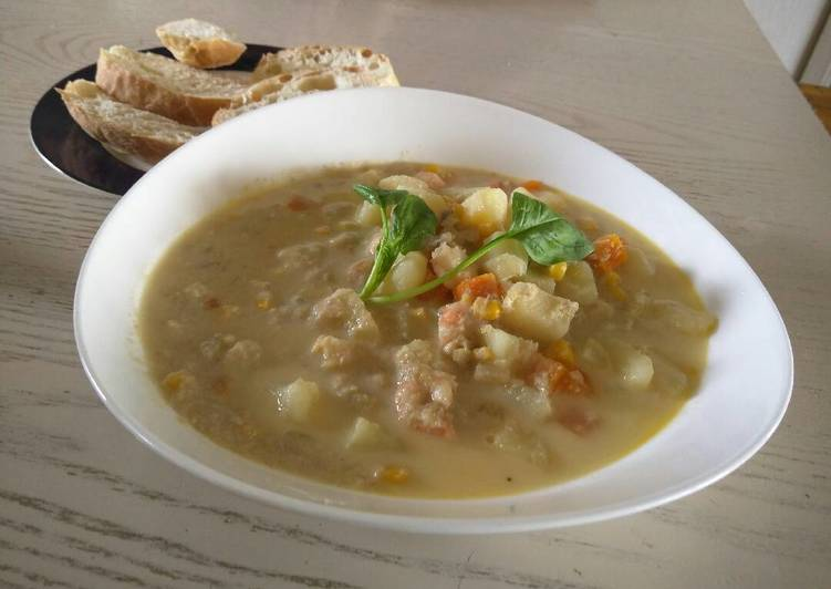Selecting The Best Foods May Help You Stay Fit As Well As Healthy Seafood Chowder