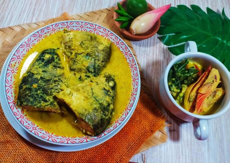 Resep Gulai Ikan Khas Rumah Makan Padang (Pariaman)
