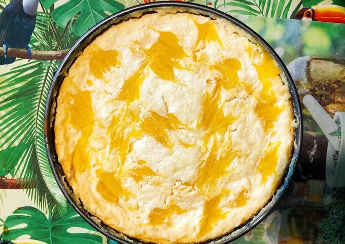 Step-by-Step Guide to Prepare Speedy Mango lime cheesecake