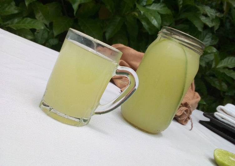 How To Learn Refreshing cucumber juice