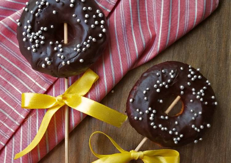 Recipe of Homemade Doughnuts no yeast