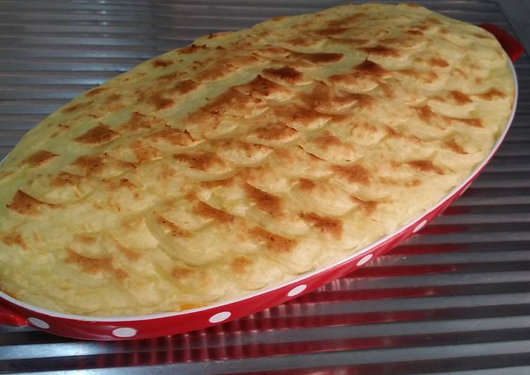 YET another take on Shepherd's Pie!!!