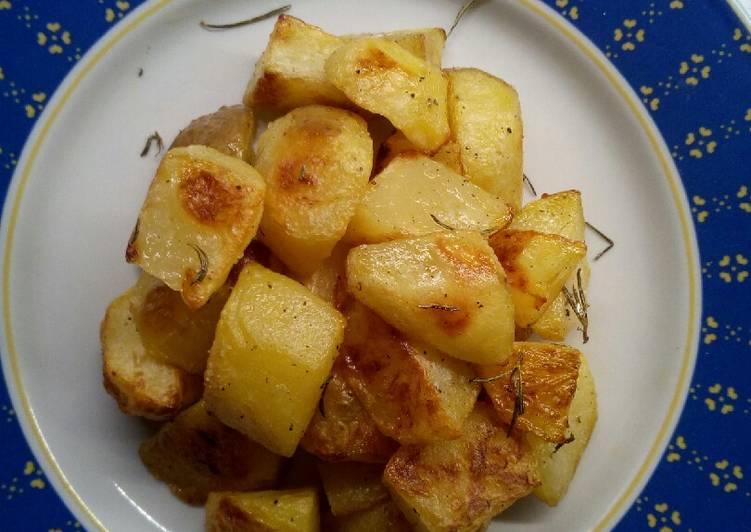 Ricetta Patate arrosto al forno
