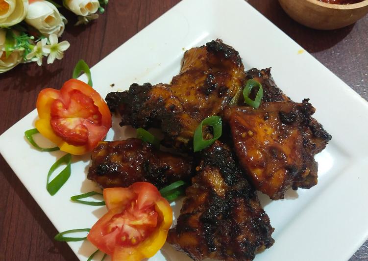 Ayam Bakar Teflon Khas Wong Solo