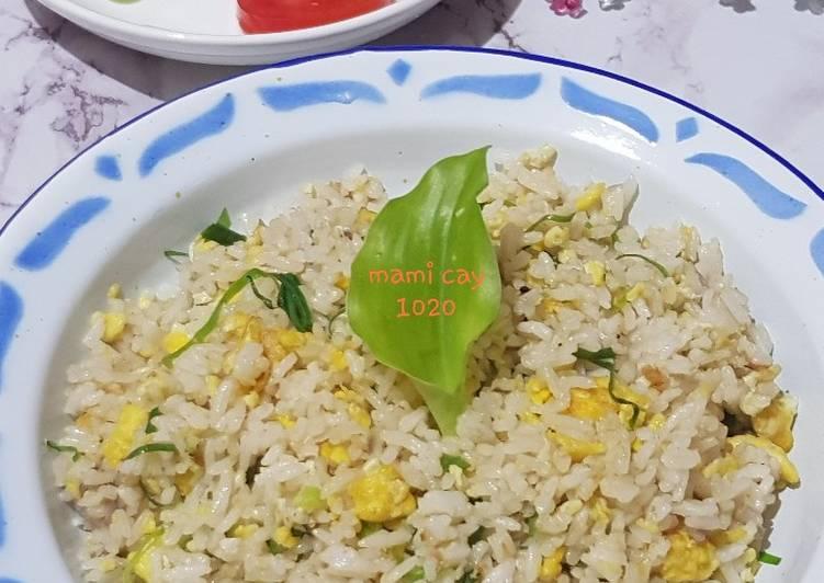 Nasi Goreng Daun Kencur