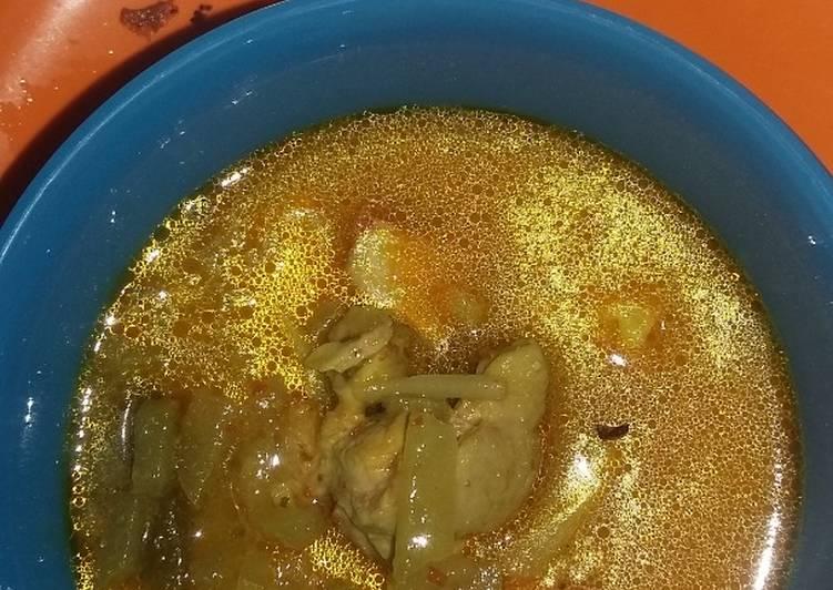 Sambal goreng manisa