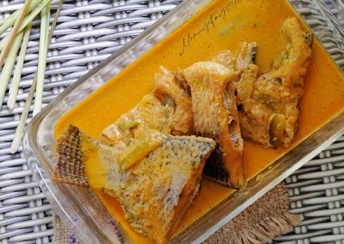 Gulai Ikan Nila Cabe Rawit