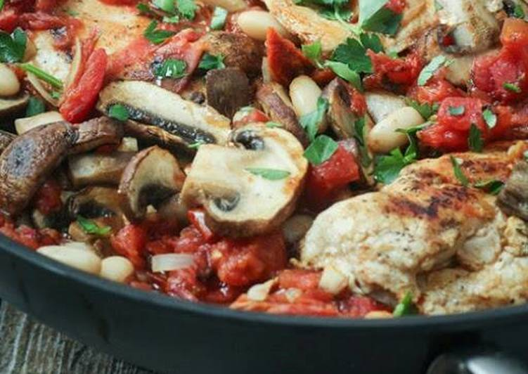 Step-by-Step Guide to Prepare Award-winning Tuscan Chicken Skillet