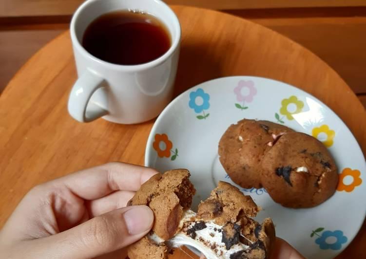 Marsmallow cookies #cookies2 - cookandrecipe.com