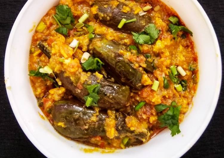 Knowing These 5 Secrets Will Make Your Bringal Masala Curry