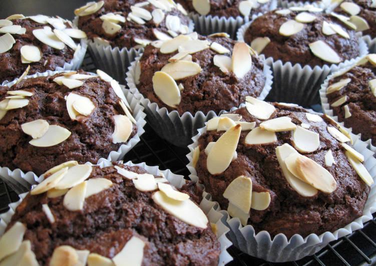 Apple & Cocoa Cupcakes