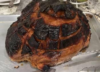 How to Prepare Tasty Grilled sugar ham