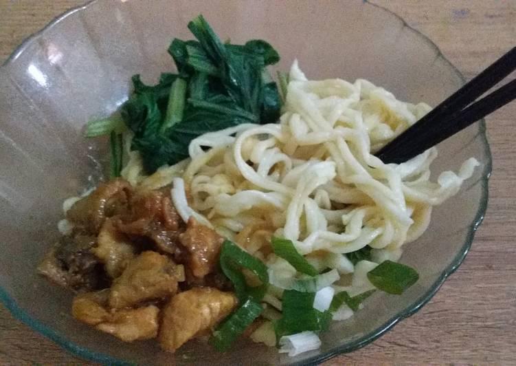 Mi Ayam Homemade