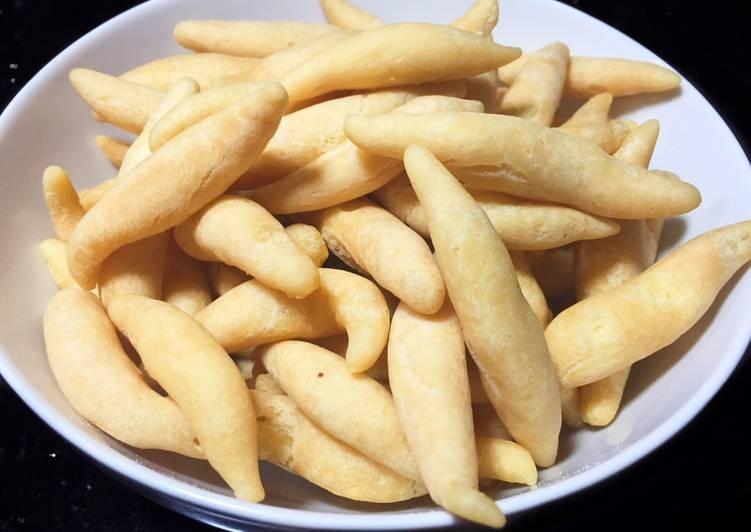 RESEP TELUR GABUS KEJU ANTI GAGAL - resep kue lebaran - cookandrecipe.com