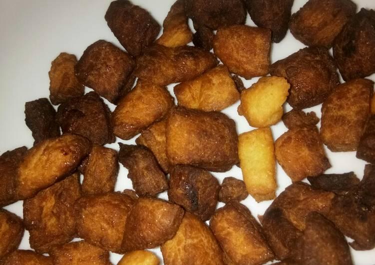 Cemilan biji katapang - cookandrecipe.com