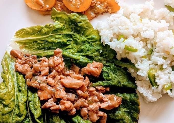Korean Squash Kimchi