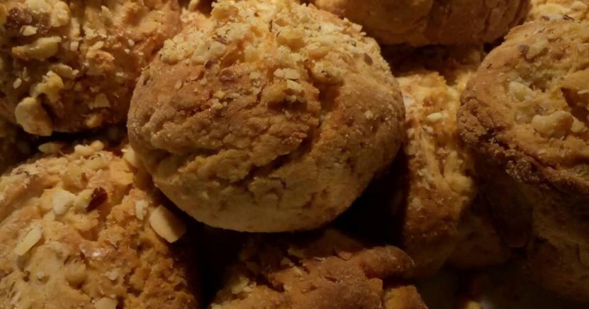 медово ореховое печенье рецепт с фото пряжа