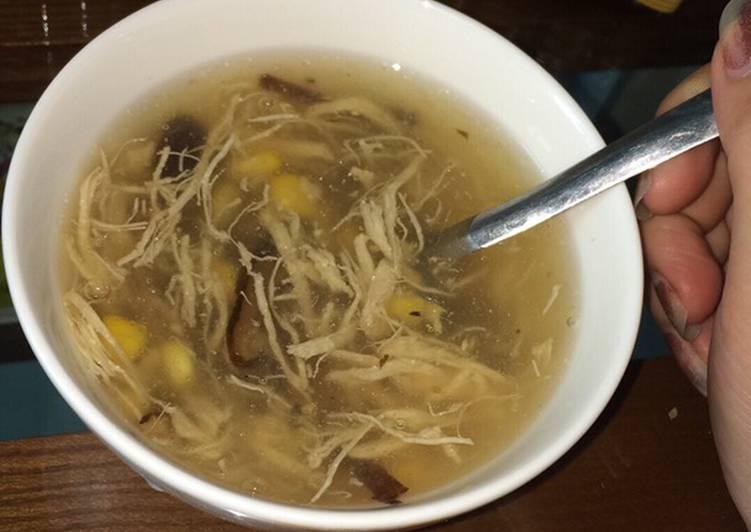 Soup Gà