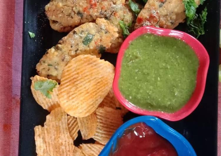 Easiest Way to Prepare Award-winning Potato Peas Cutlet