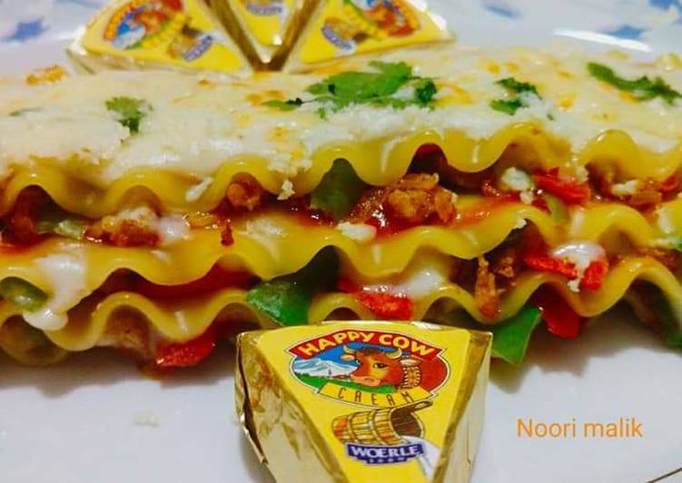Quick and Easy Way to Cook Yummy Lasagna_classic_italian