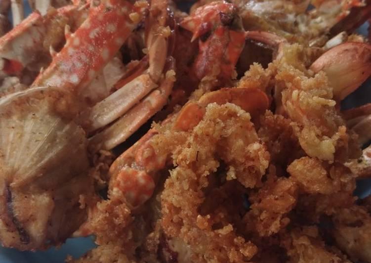 Kepiting goreng