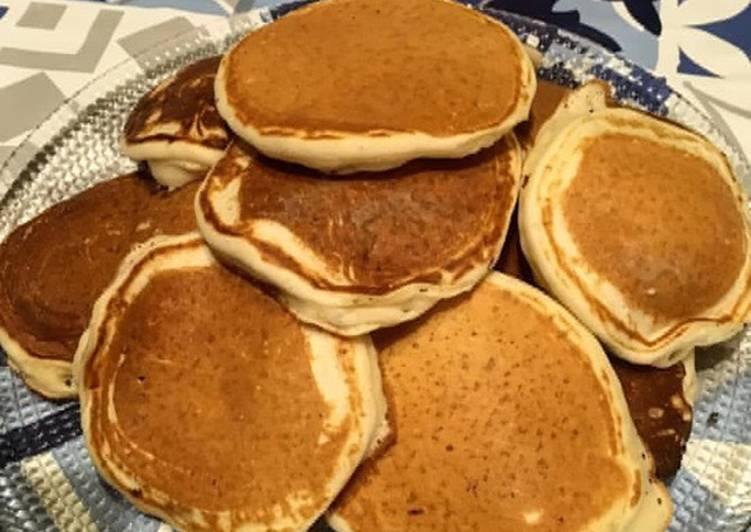 Pancakes sans œufs 🥚