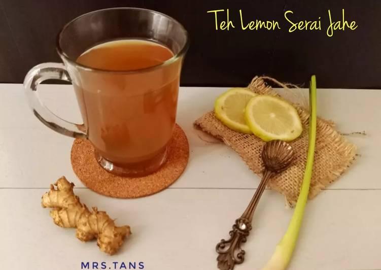 teh-lemon-serai-jahe-hangat