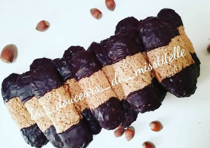Biscuits bâtons de maréchal