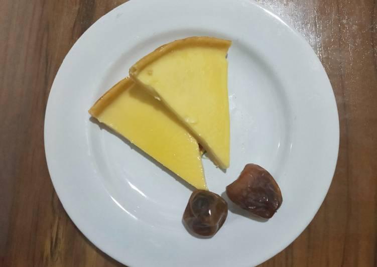 Pie Susu Jumbo | Tart Susu | Kue Lontar