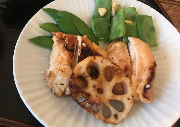 Step-by-Step Guide to Make Favorite Grilled Shio Koji Chicken