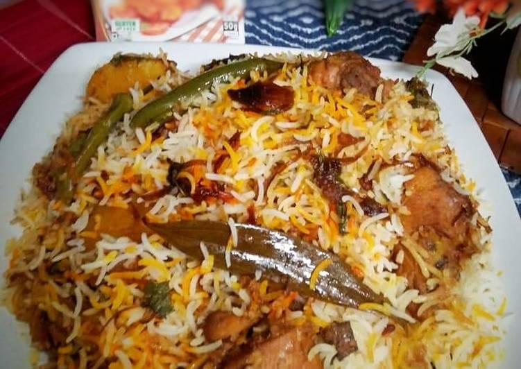 Top 10 Dinner Ideas Diet Perfect Chicken Tikka Biryani