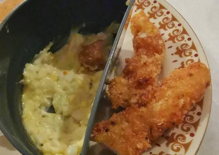 dori-fish-stick-with-tartar-sauce-mpasi-balita