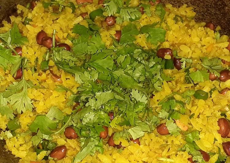 Recipe of Award-winning Poha