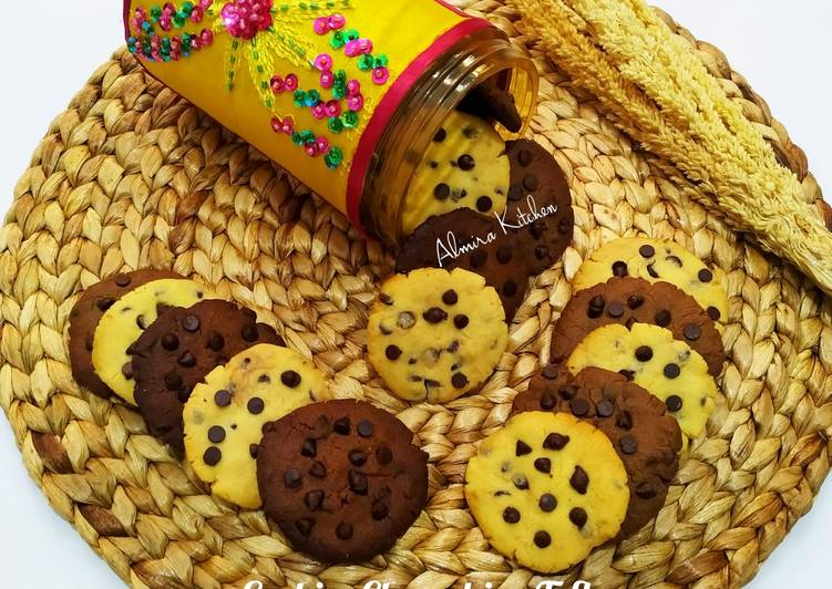Cookies Chocochips Teflon👩🍳
