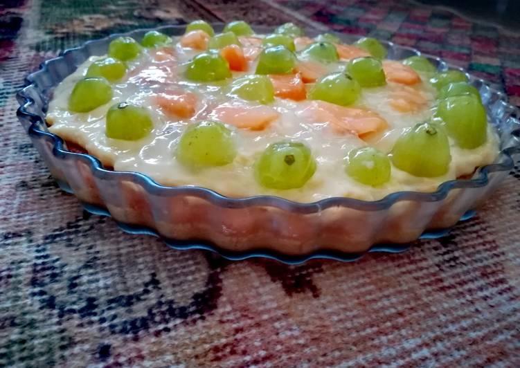 Ricetta Torta morbida alla frutta