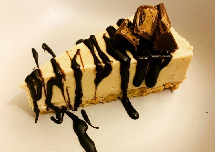 Simple Way to Prepare Perfect Peanut Butter Cheesecake
